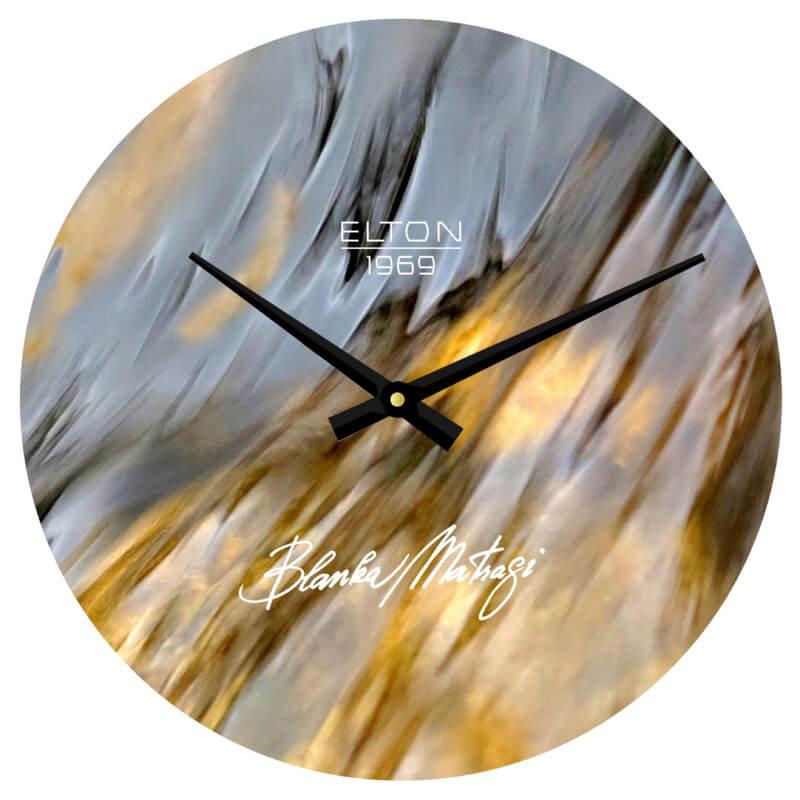 Nástěnné hodiny-BM