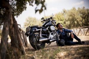 Cestování biker