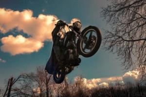 Cestování na moto