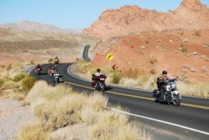 cestovani na Harley