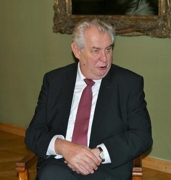 prezident Zeman