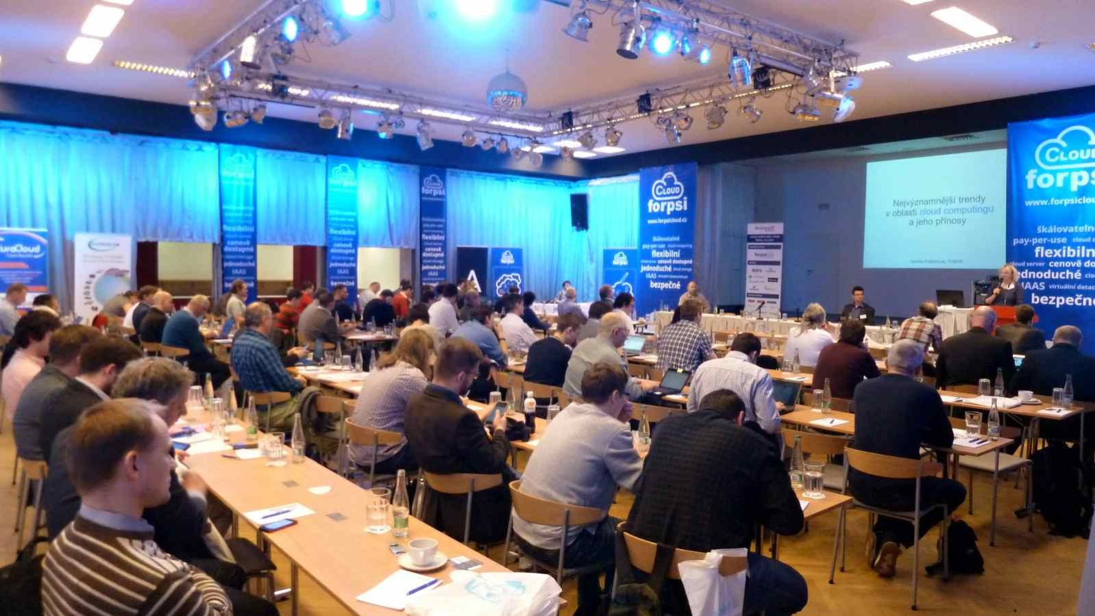 Cloud computing konference