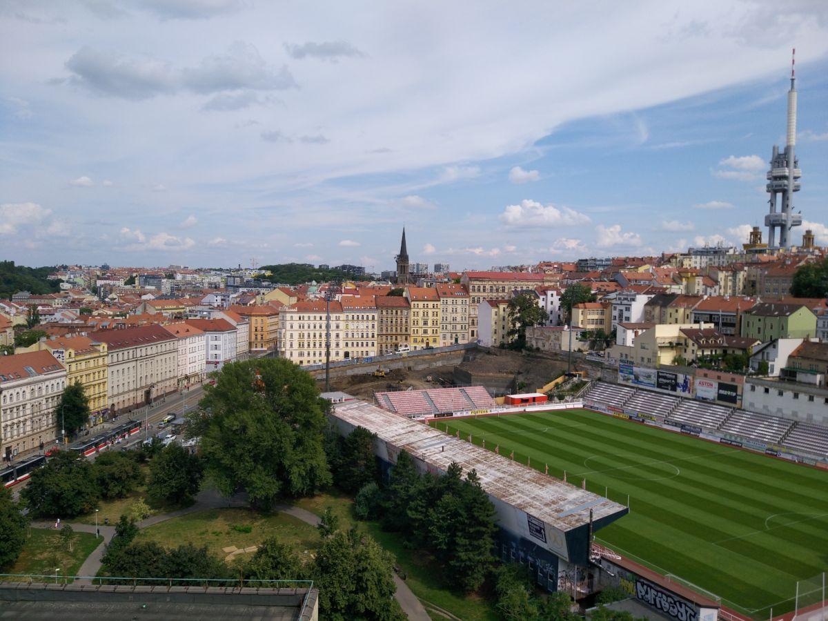Žižkov-stadion