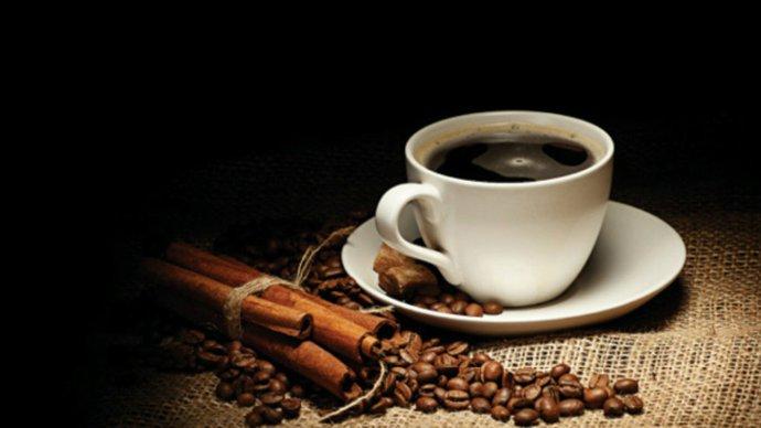 salek s kavou