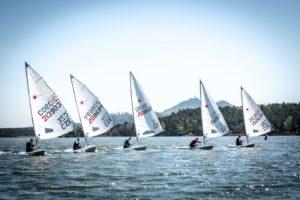 Laser třída jachting