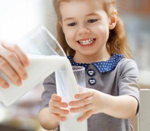 deti a mleko