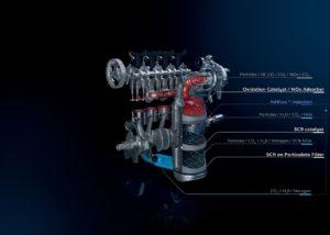 P 308 motor