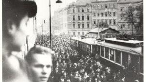 Demonstrace 1939