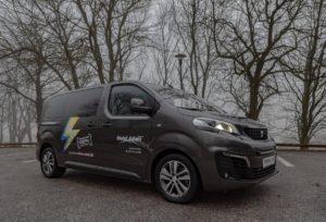Peugeot-e-Traveller