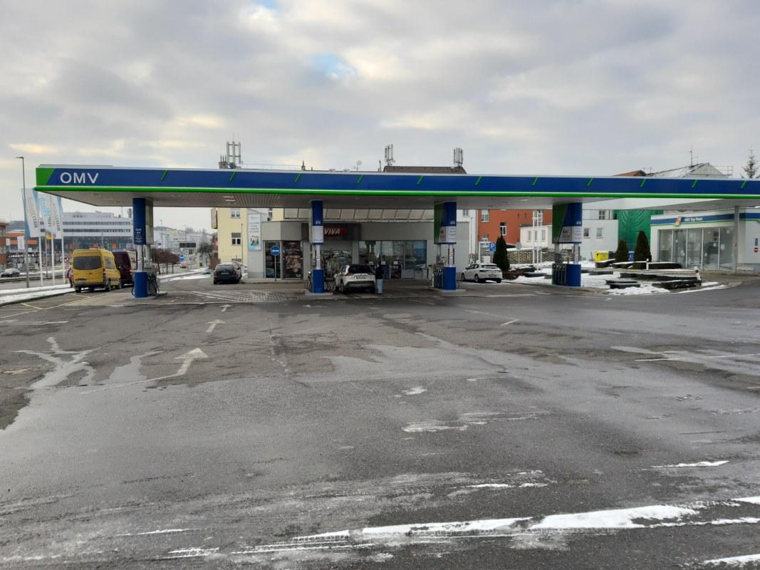 OMC benzinka