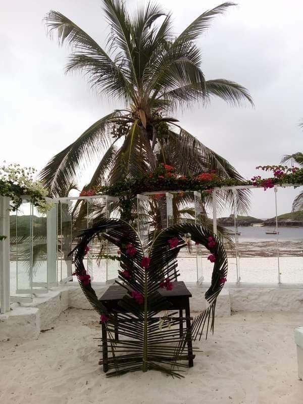 Valentýnská dekorace, Malindi
