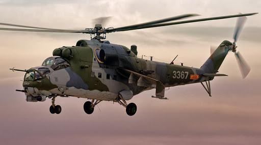 Mi-24-vrtulnik
