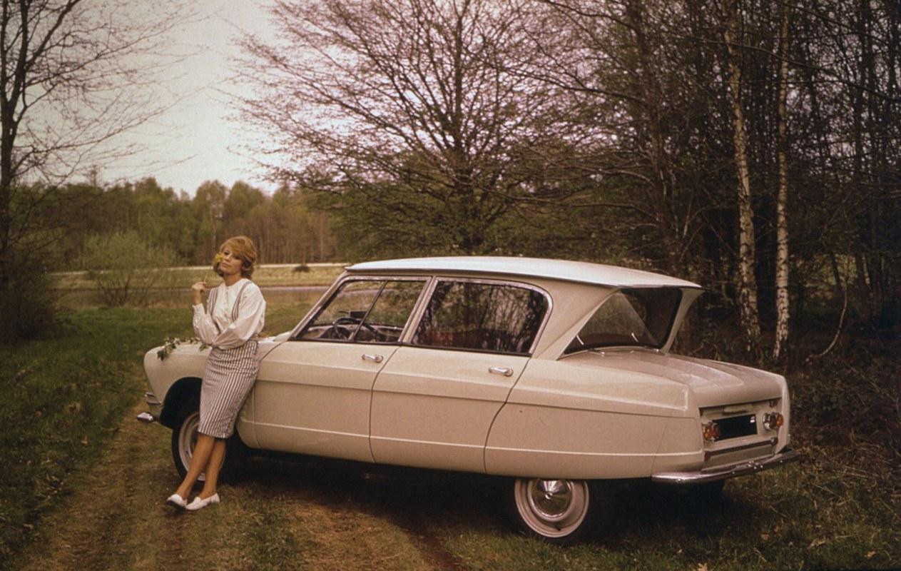 Citroen AMI6-1961