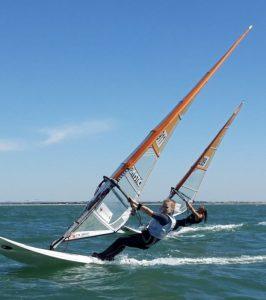 windsurfaři vezou ze Španělska medaile