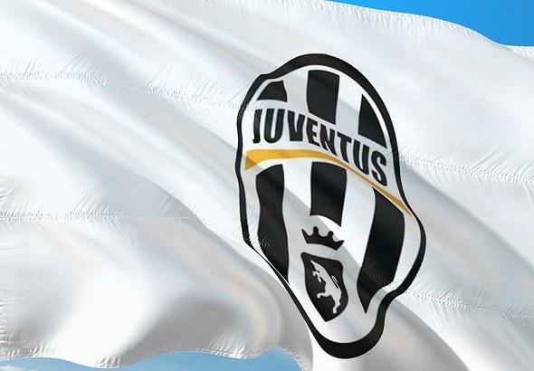 Juventus-vlajka
