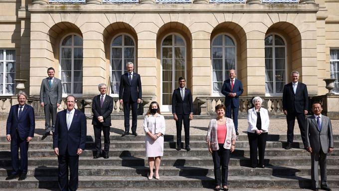 ministri G7