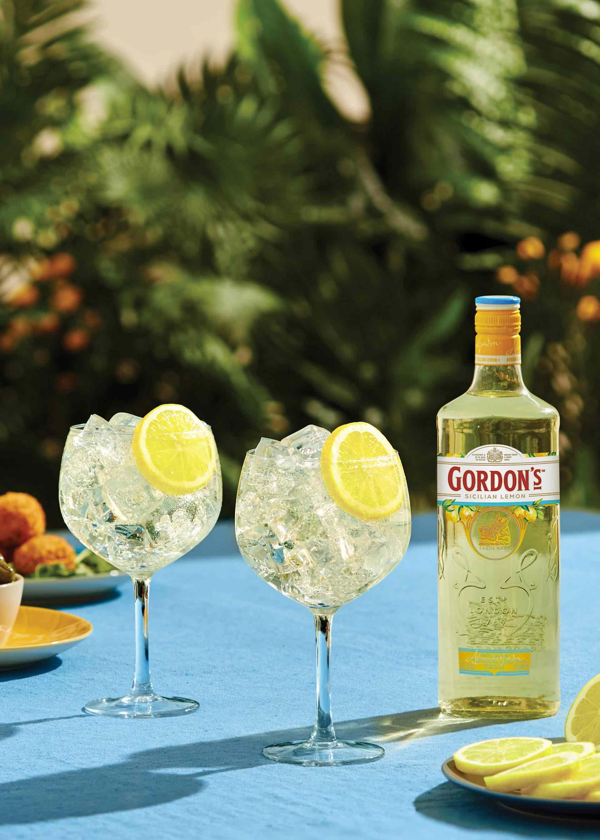 Gordon gin