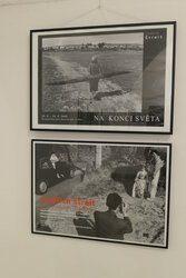 Plakáty výstav