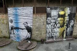 Poutače pro Národní divadlo Brno