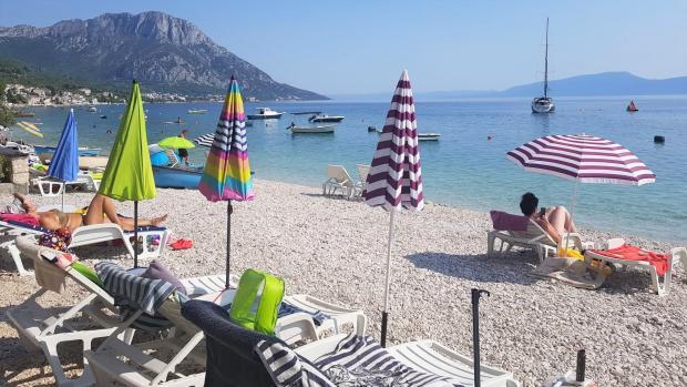 Chorvatsko-plaz