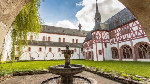 klášter Eberbach
