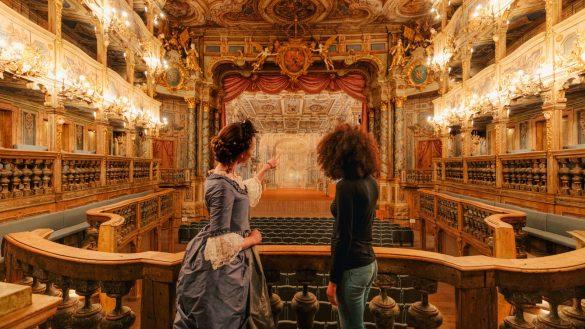 Bayreuth Markraběcí operní dům