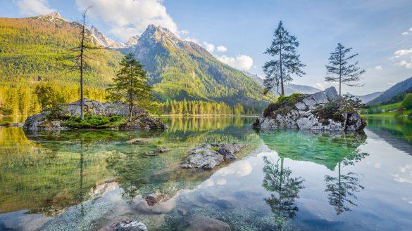 Berchtesgaden Národní park
