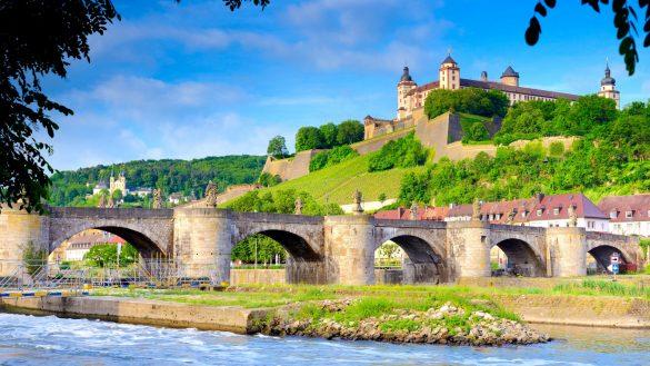 Würzburg-pevnost