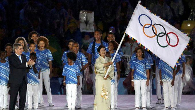 Japonsko-olympiada