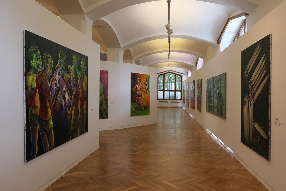 Expozice výstavy