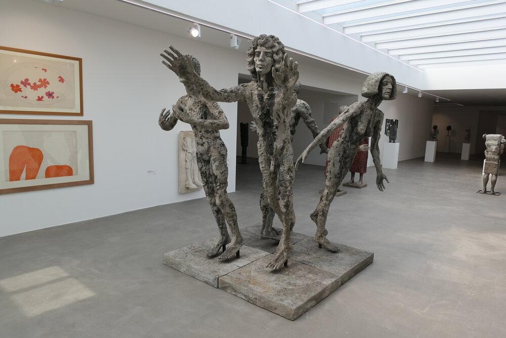 Expozice výstavy Kmentová Zoubekv