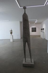 O.Zoubek Zastřelený,1958,cement