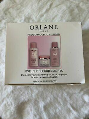 Coffret-Orlane-crème-légère-apaisante-démaquillant-lotion