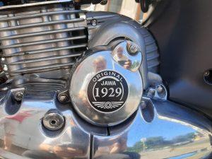 JAWA-motor