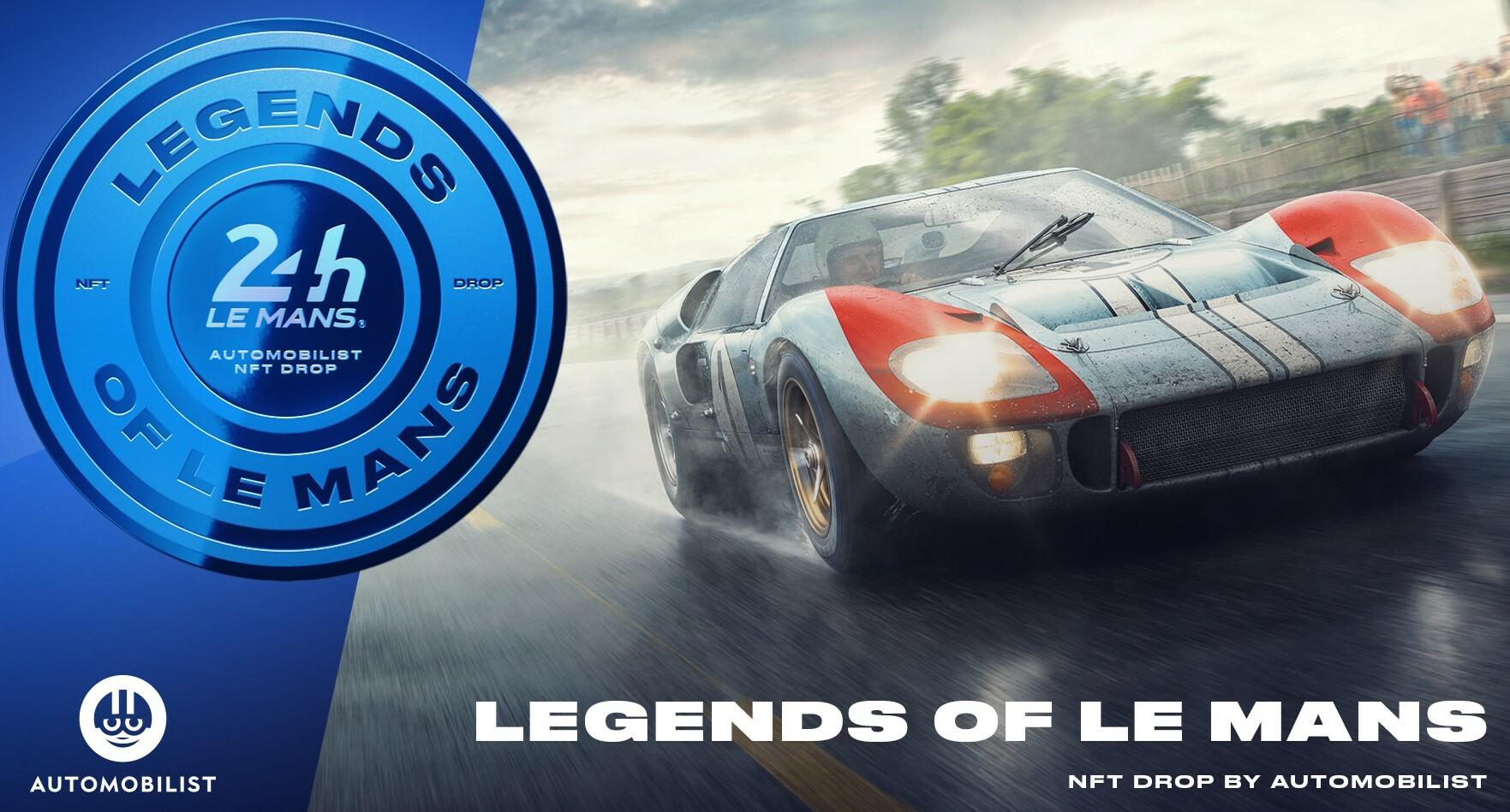 NFT_Legends_of_Le_Mans