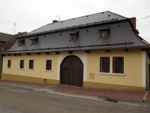 dům čp.50 barokně klasicistní