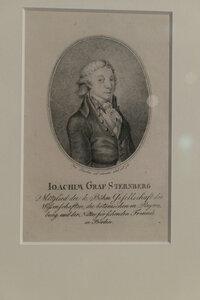 1-Jan Berka,Portrét Jáchyma ze Šternberku,vzduchoplavce, kol.1800,litografie