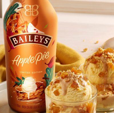 Baileys ApplePie Reecipe Ice Cream