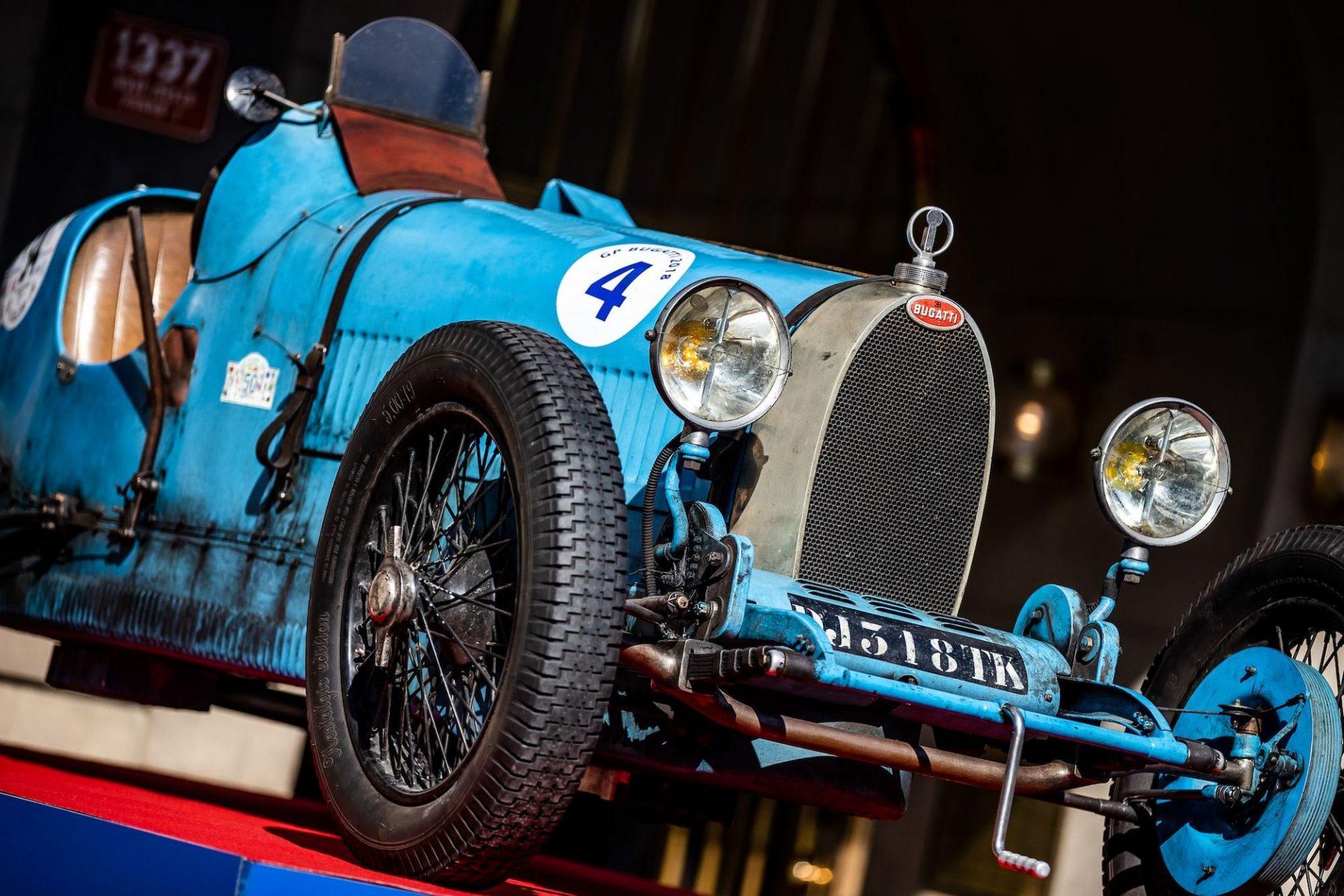 Bugatti 37 Markety Profeldové