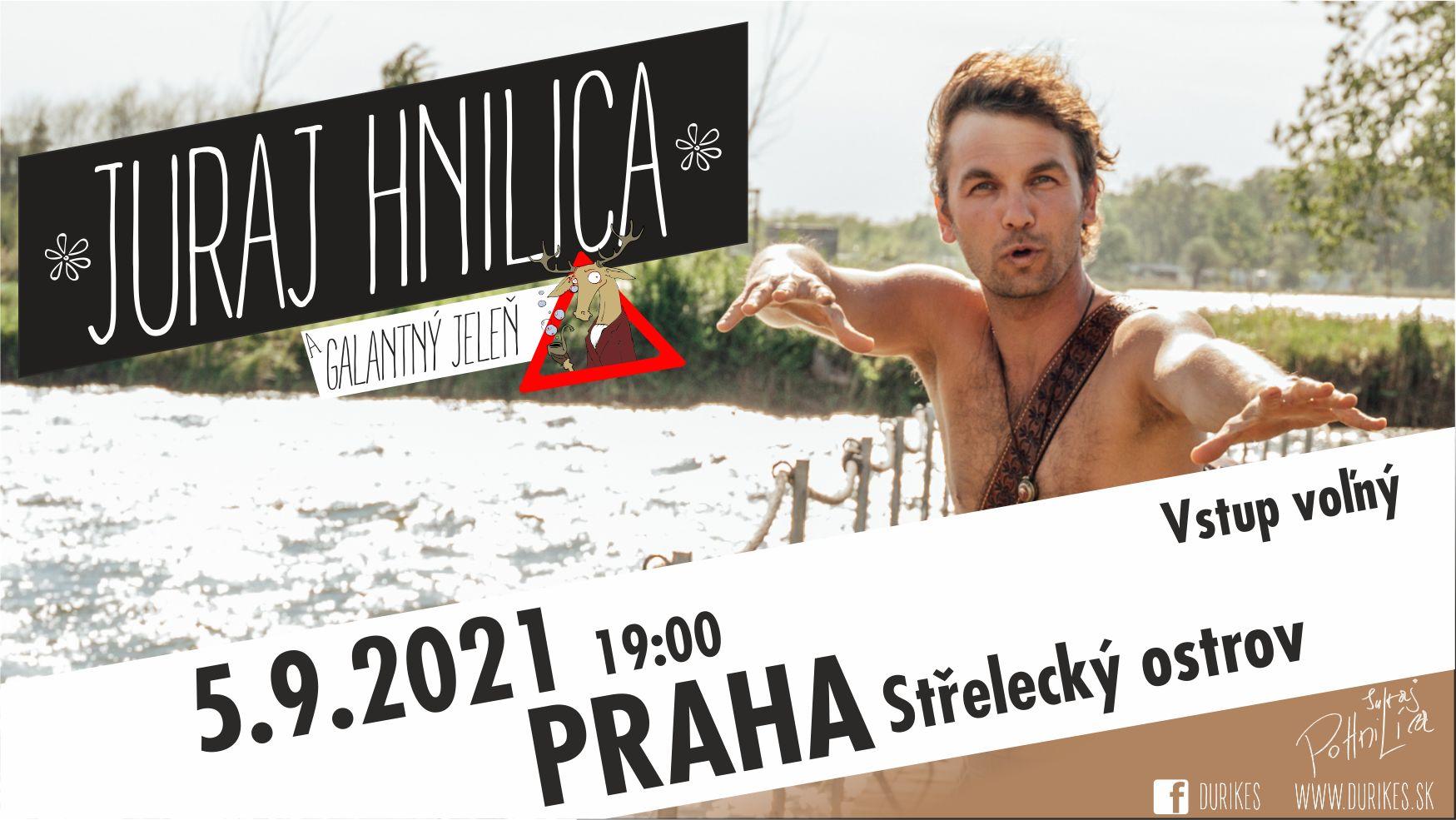 zpěvák Juraj Hnilica
