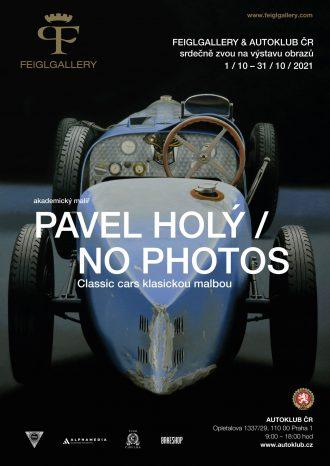 FEIGLGALLERY PAVEL HOLY v Autoklubu CR
