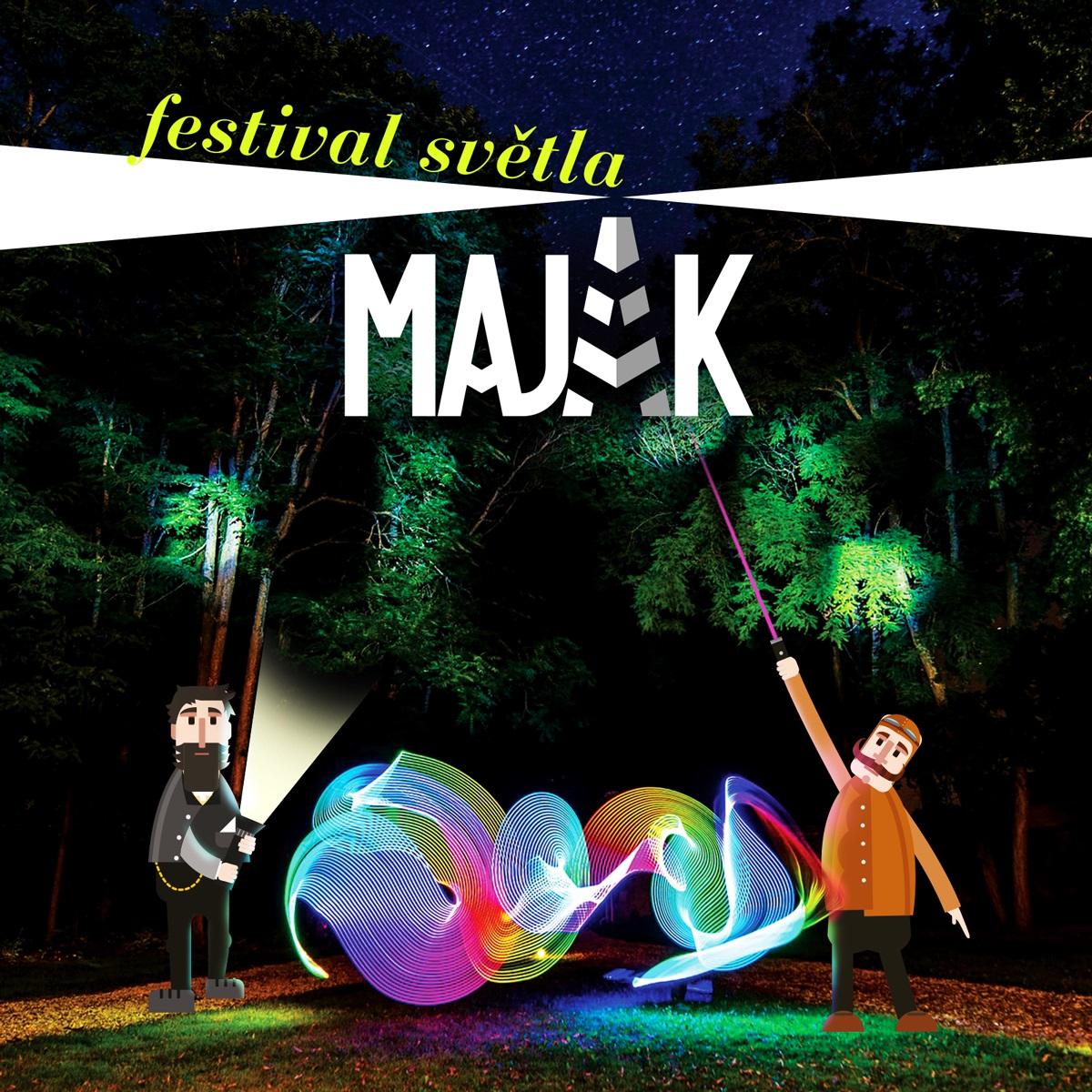 Festival Maják - plakát