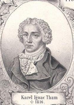 Karel Ignác Thám