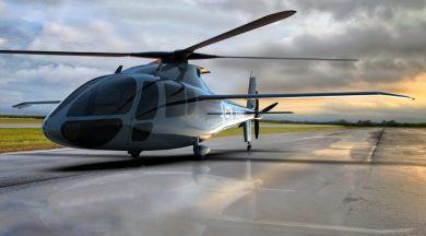 Kombinovaný vrtulník Piasecki PA-890