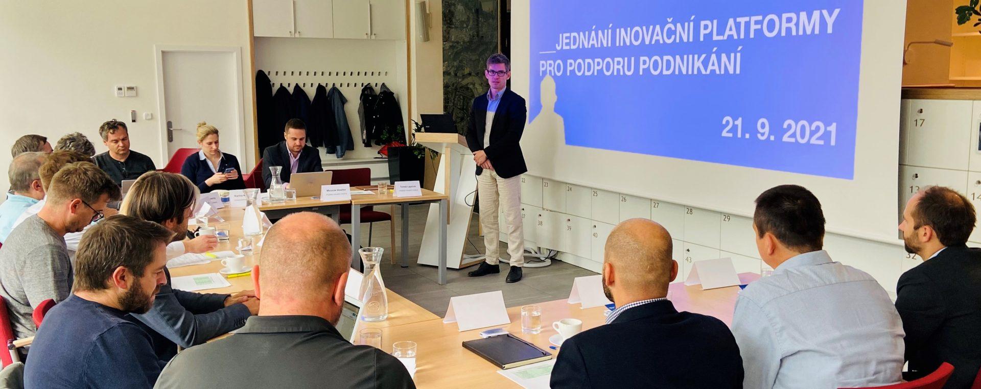 Platforma_rozvoj podnikani