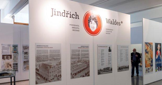 Waldes-vystava