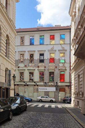 fasada -Smetana
